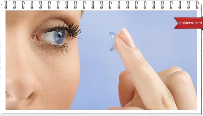 Увлажняющие капли для линз, или как бороться с сухостью глаз?