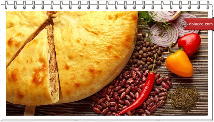 Вкусная история осетинских пирогов и технология их выпекания
