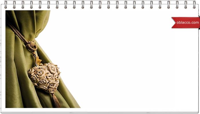 Шторы с ламбрекеном — эффектно и оригинально