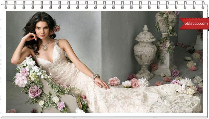 Секреты идеального свадебного платья