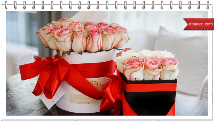 Доставка цветов для любимой девушки