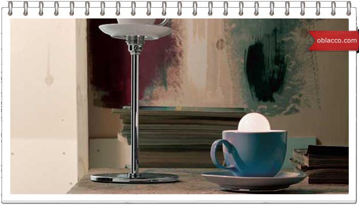 """Светильник """"Выливающийся кофе"""""""