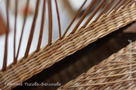 плетенки с картонным дном