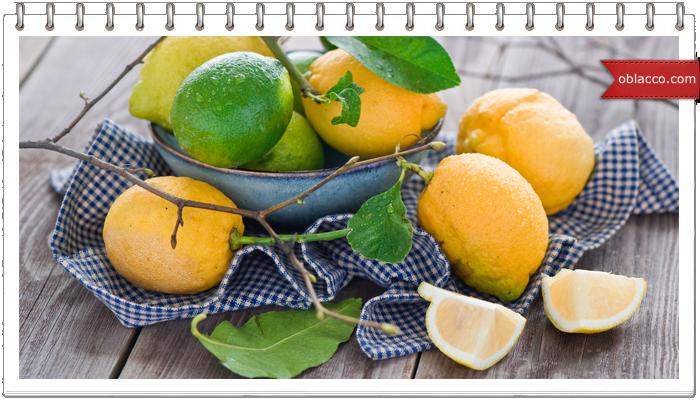Компот из лимона для сжигания жира
