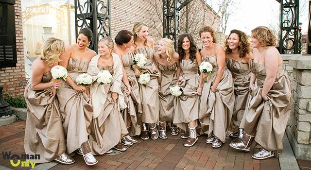 свадебные uggi