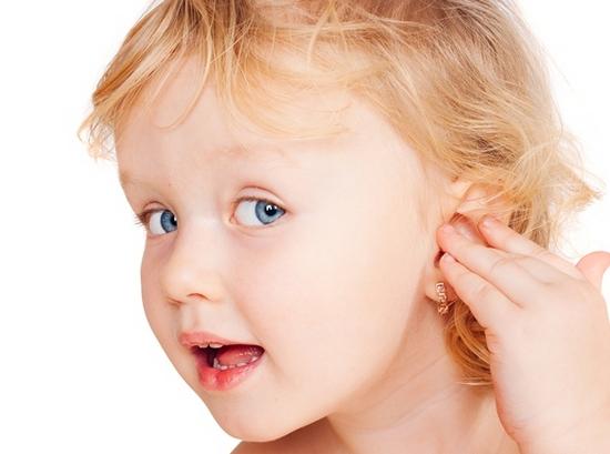 детские сережки для девочек из золота