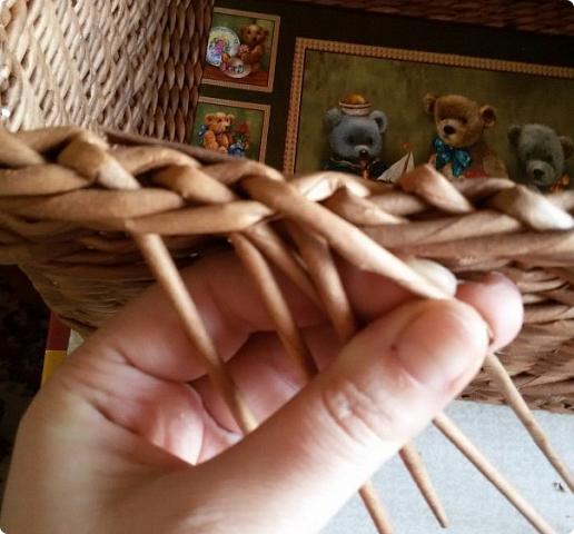 загибка из веревочки в 4 трубочки