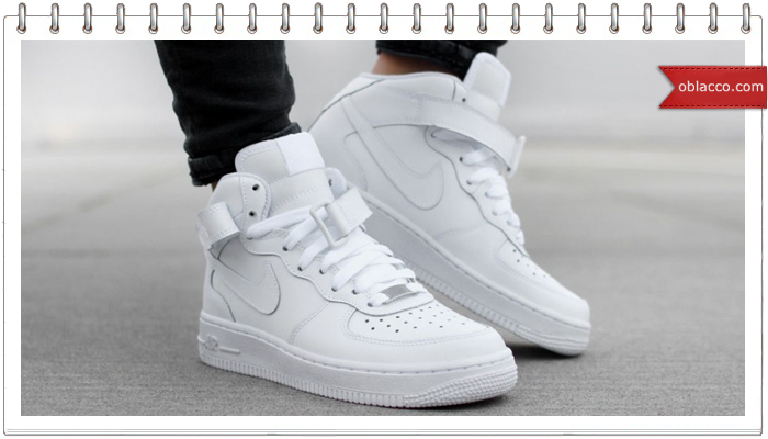 Городская спортивная обувь – кроссовки Air Force Nike