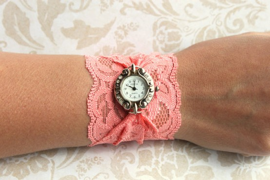 Как сделать ремешок для часов из ткани своими руками 99