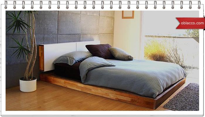 Кровать или подиум