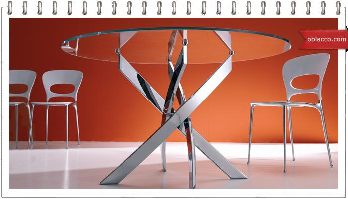 Мебель из металла - изысканная практичность