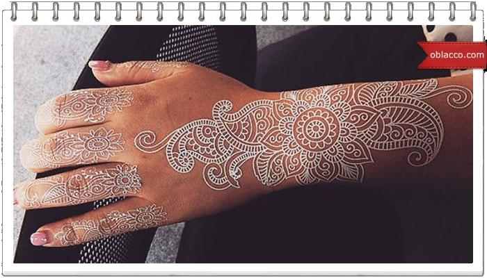 Белые татуировки – это хорошо или плохо?