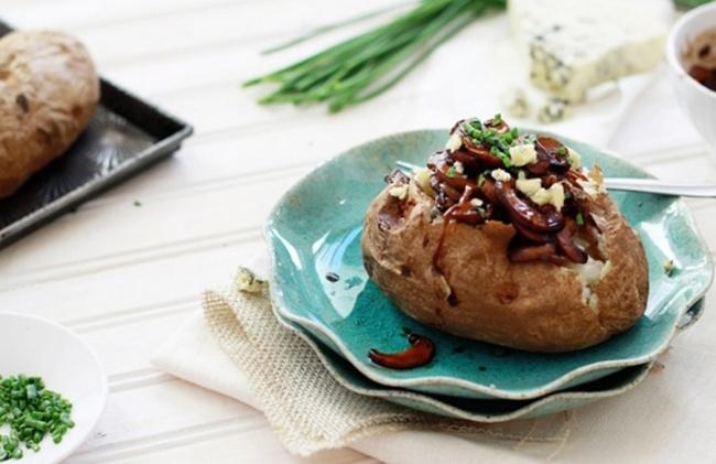 печеная картошка 8