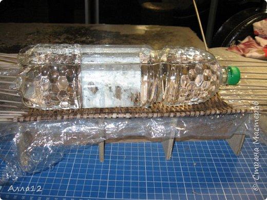 Хлебница плетеная из бумаги. МК