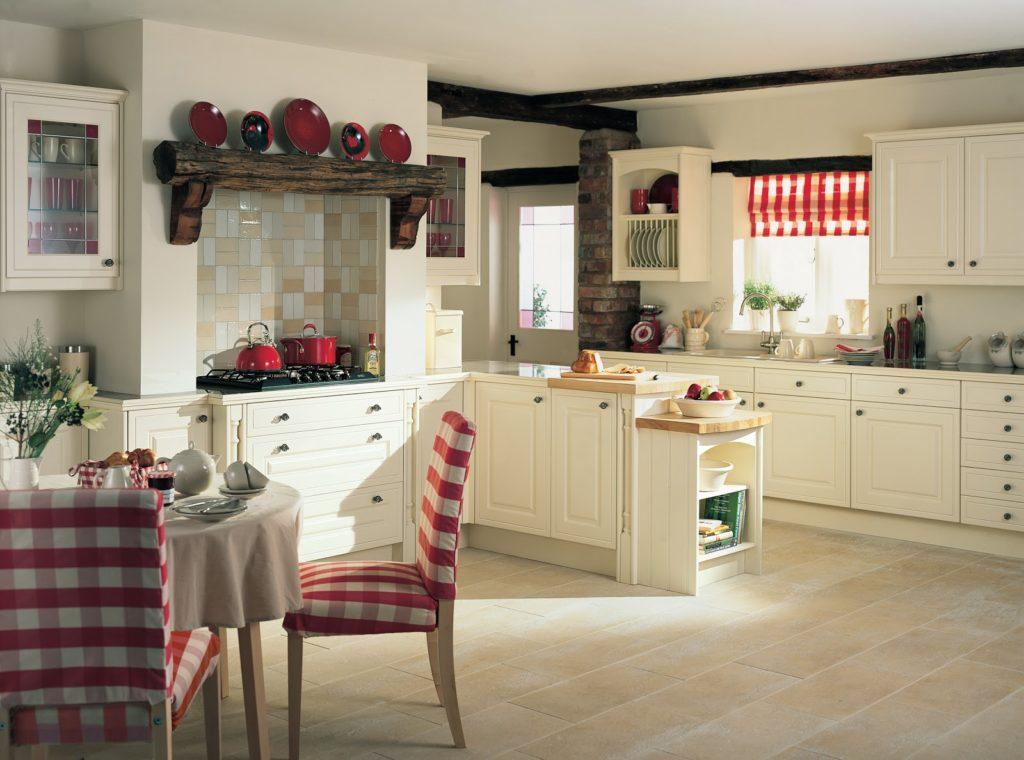классическая мебель на кухню