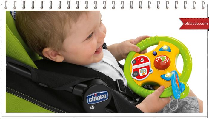 Руль для малышей – популярные модели