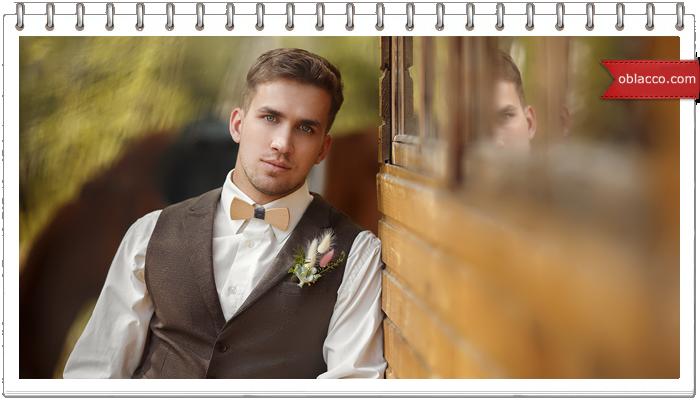 Выбираем свадебный костюм правильно