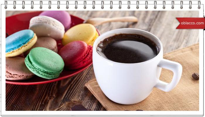 Кофе с плюшками
