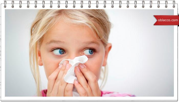 Как помочь ребенку при простуде?