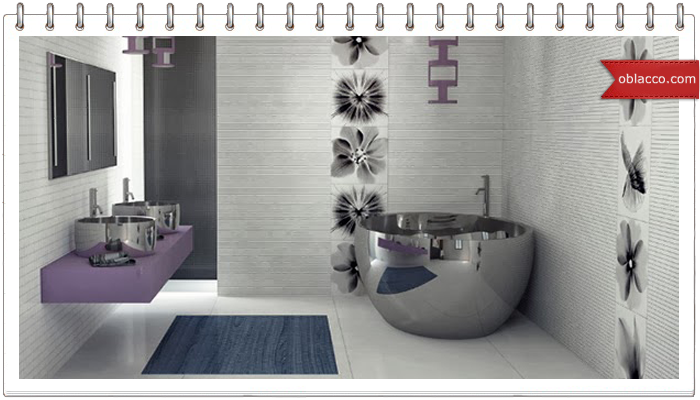 Красивые и удобные коврики для ванной
