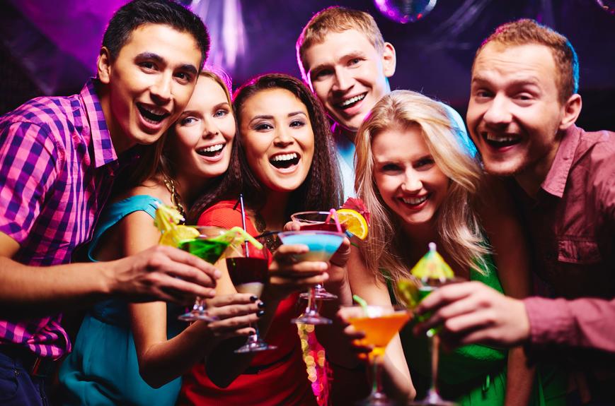 Конкурсы для вечеринки в баре