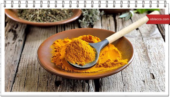 Куркума и пыльца - два чудесных для здоровья порошка