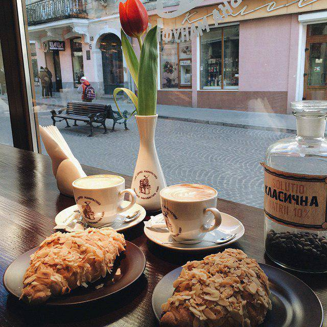 Кофе во Львове