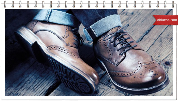 Гид по мужским ботинкам