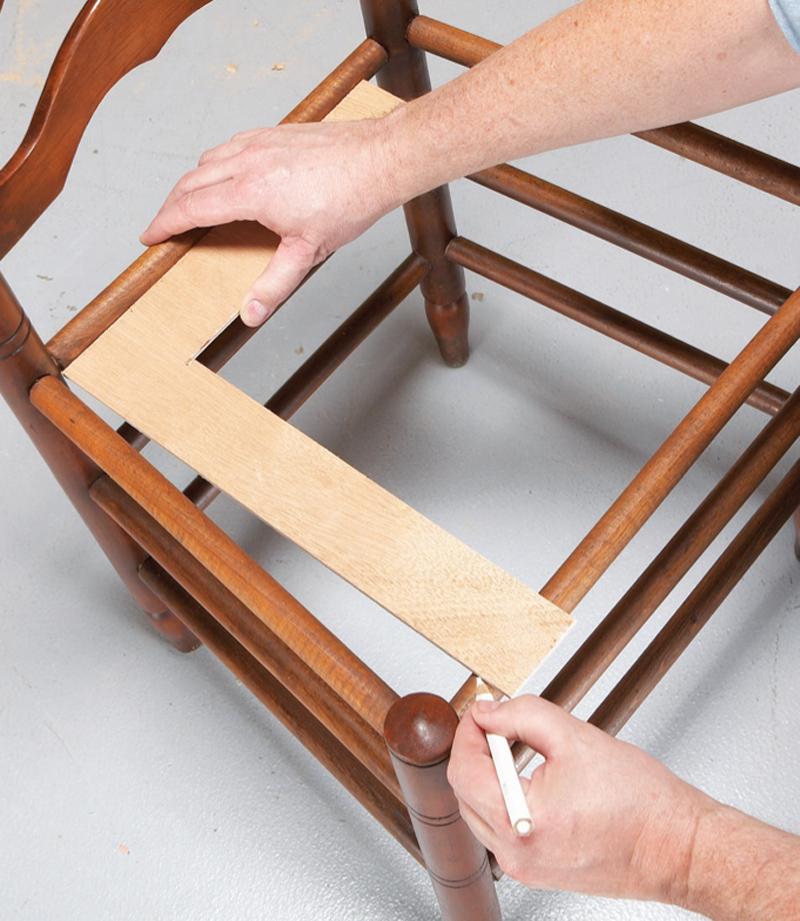 Реставрация плетеной мебели своими руками