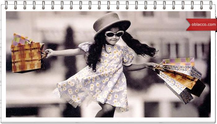 Дети и мода