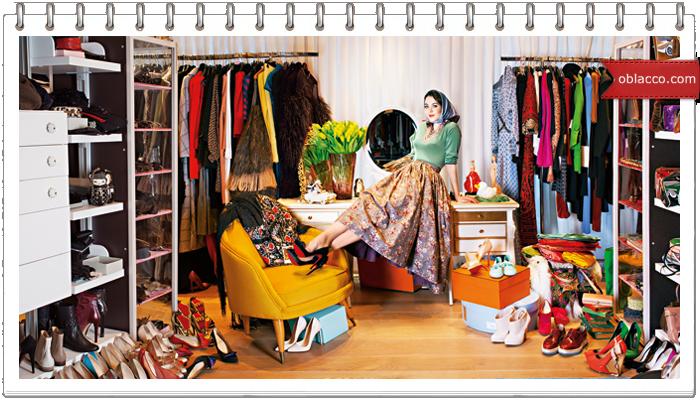 Женская одежда для улицы и дома