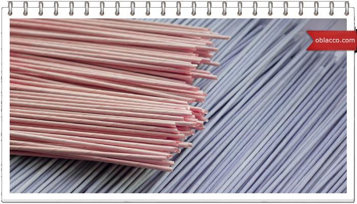 Как сделать прочный угол в плетеных изделиях