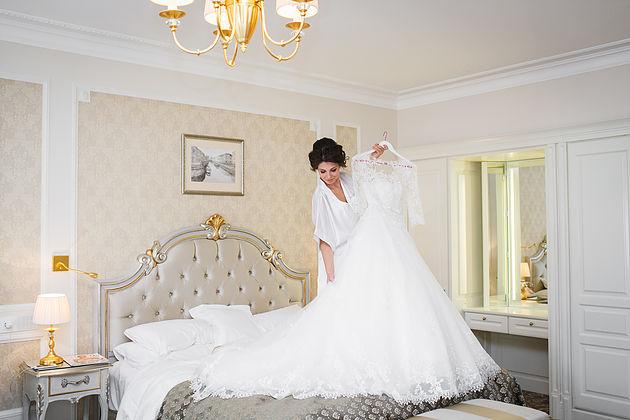 прокат свадебных платьев в Харькове