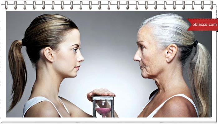Возрастные изменения в организме женщины