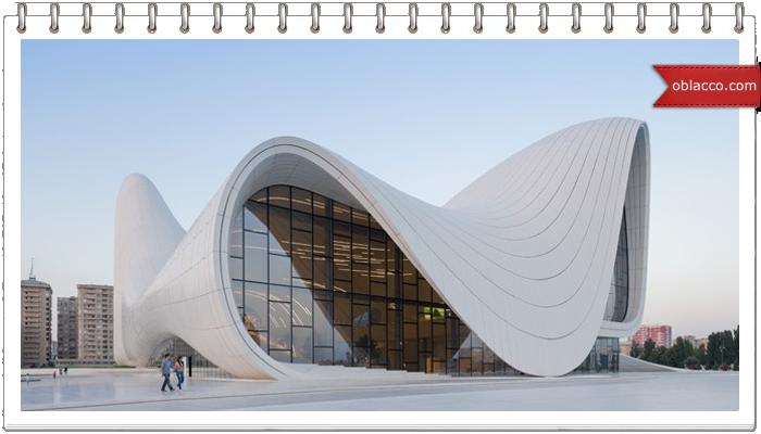 Инопланетная архитектура Захи Хадид