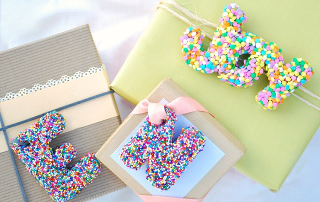 Оформление подарков своими руками на день рождения