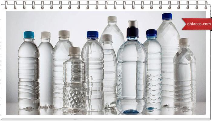 Подарочная упаковка из пластиковых бутылок