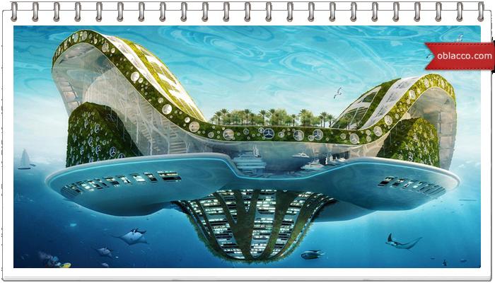Эко-город будущего