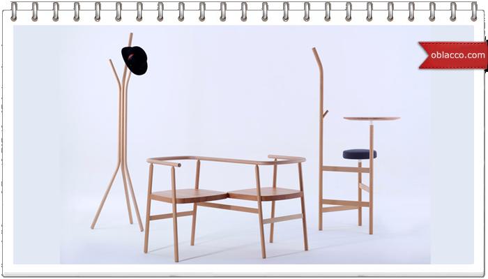 Креативная и легкая мебель