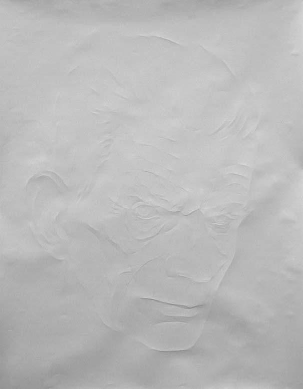 Бумажные картины Саймона Шуберта