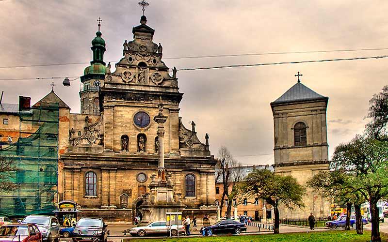 Бернардінський монастир