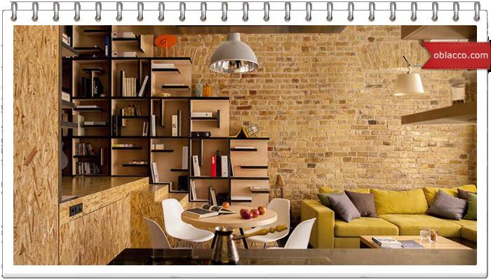 Как оформить небольшую квартиру?