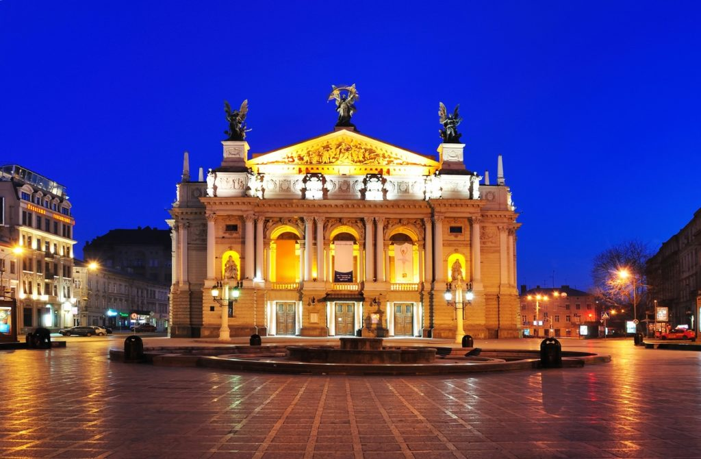 Львівський театр опери та балету
