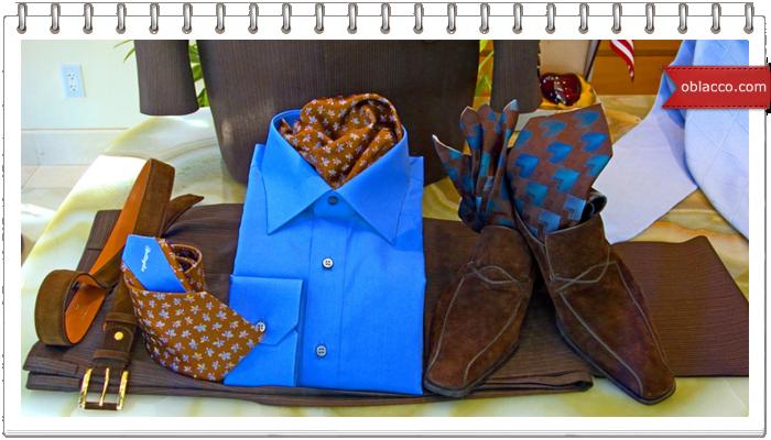 Итальянский стиль в мужской моде