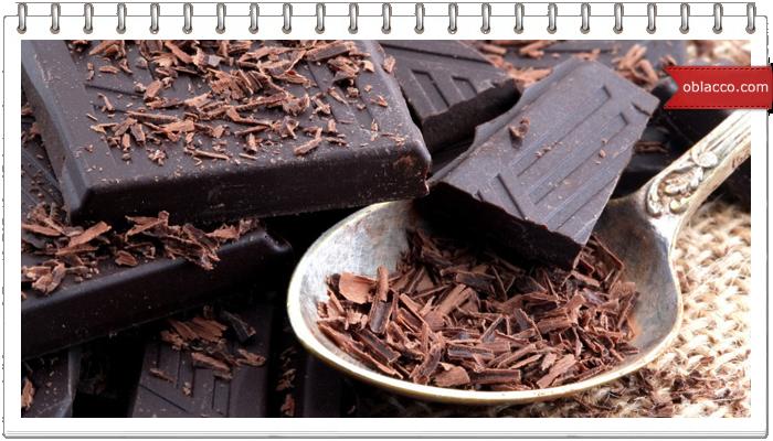 Постный шоколадный манный пудинг
