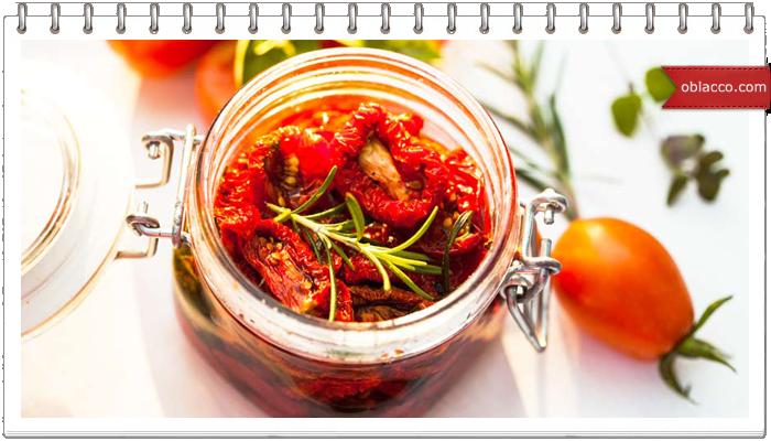 Как приготовить вяленые помидоры в микроволновке за 30 минут