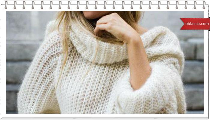 Шапка и гетры из старого свитера