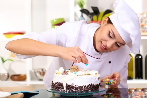 рассчитать вес торта для гостей