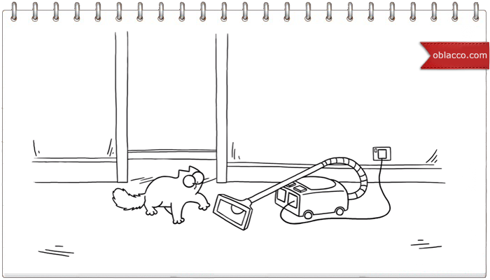 Simon's Cat. A Halloween Special