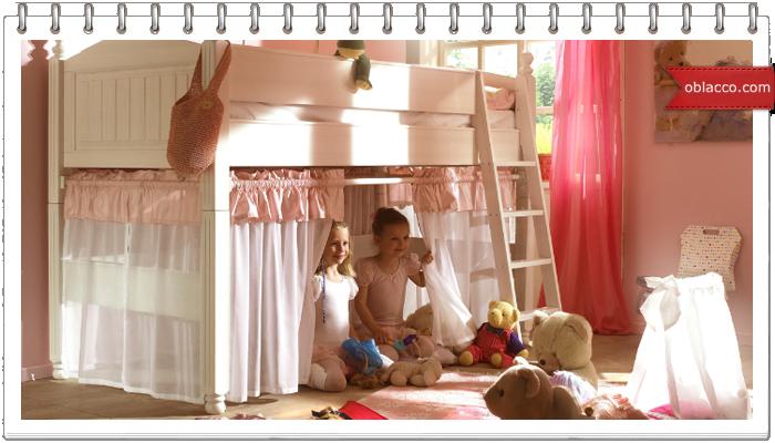 Уютная тема - детский текстиль для дома